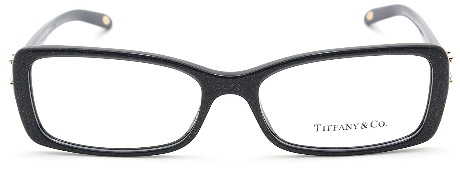 Amazon.com: Tiffany & Co. TF 2091-B Women Rectangle Eyeglasses RX ...