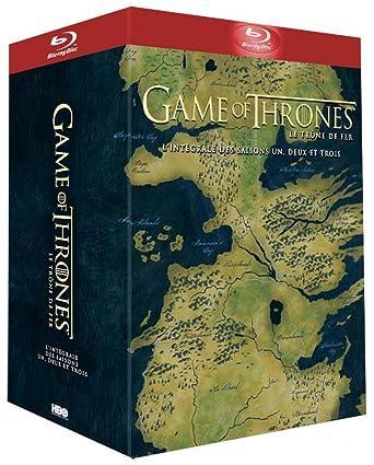 Game Of Thrones Le Trone De Fer L Integrale Des Saisons