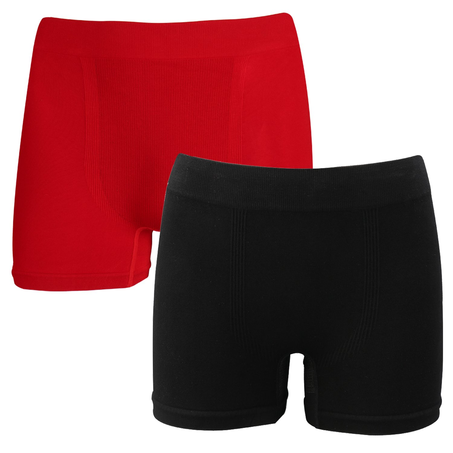 J/&Q Boxer Shorts Pack Mens Underwear Bamboo /& Cooper Seamless Boxers