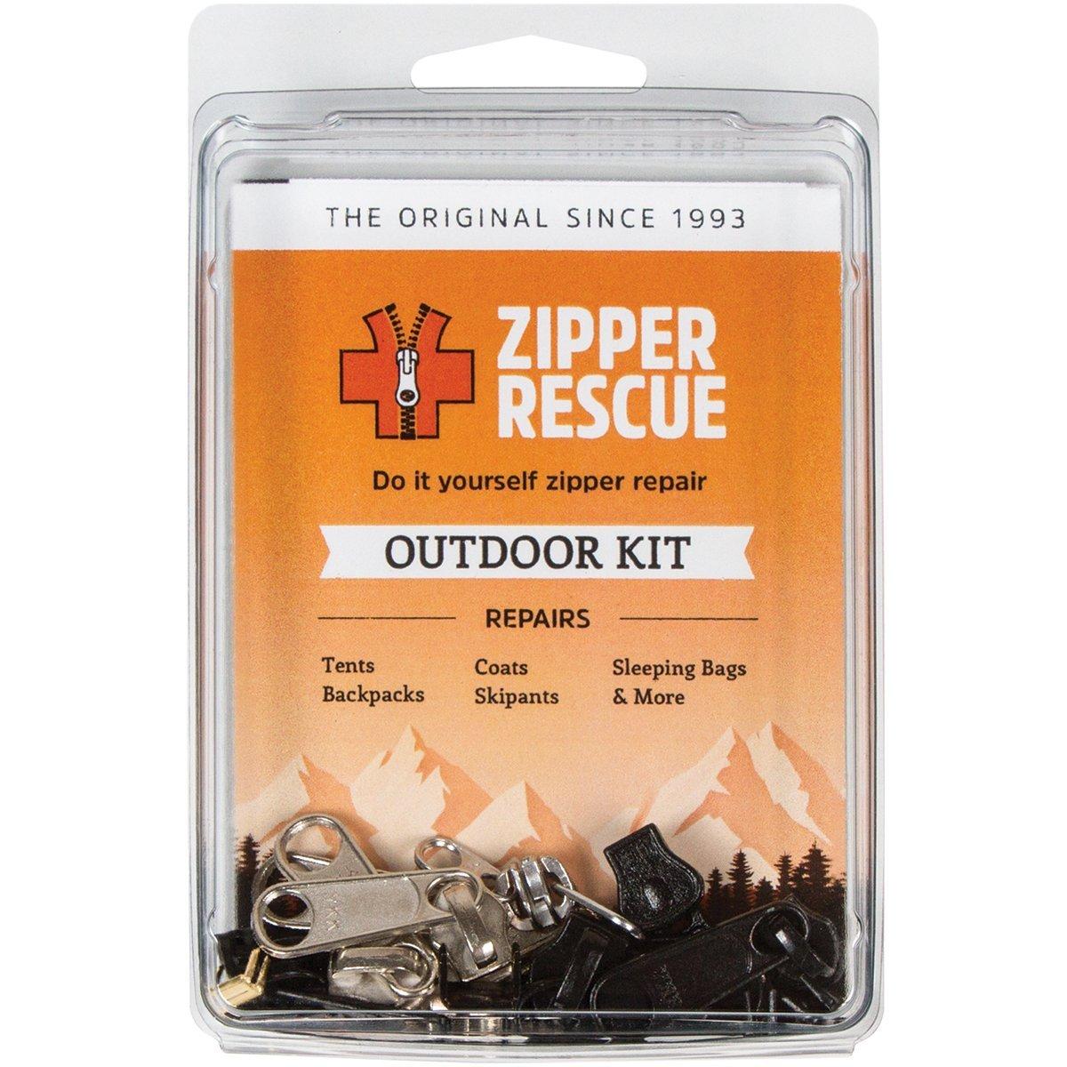 Tent Zipper Replacement & Outdoor Gear Repair