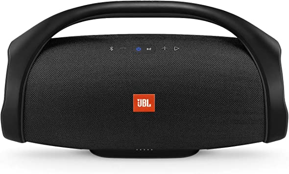 Amazon Com Jbl Boombox Waterproof Portable Bluetooth Speaker Black Electronics