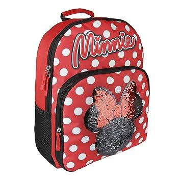 Minnie Mouse CD-21-2242 2018 Mochila Tipo Casual, 40 cm, 1 litro: Amazon.es: Equipaje