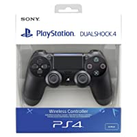 Dualshock 4 Wireless Controller for Playstation 4 - Black V2