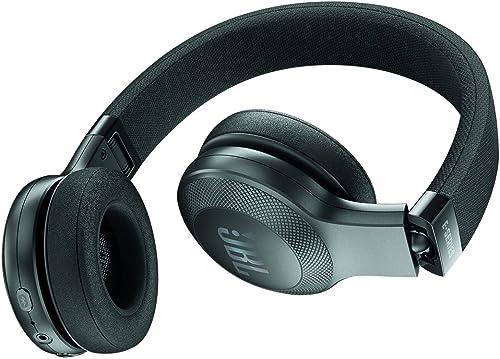 JBL JBLE45BTBLK Harman E45 Bluetooth On-Ear Headphone
