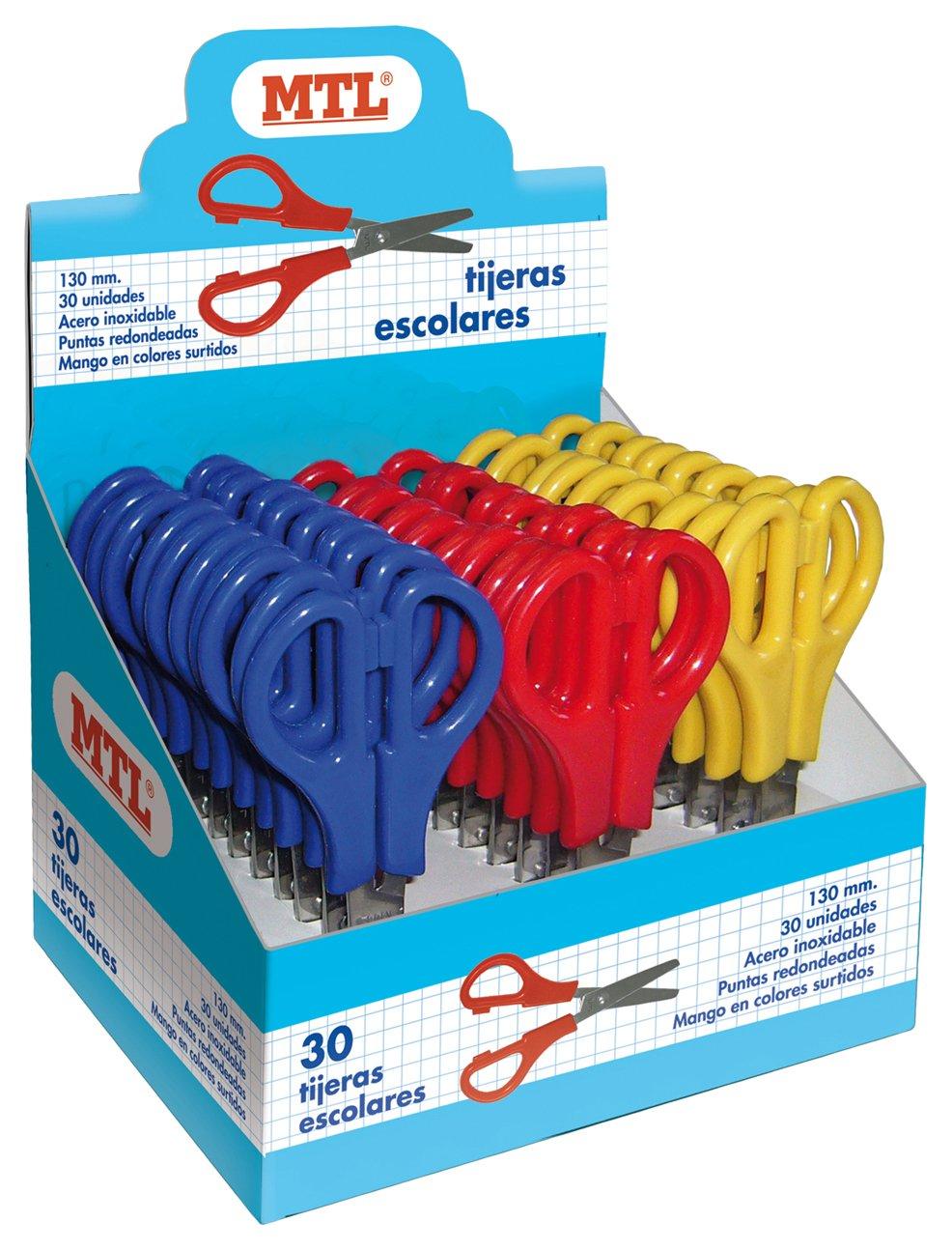 MTL 79240–Pack of 30Exhibitors School Scissors