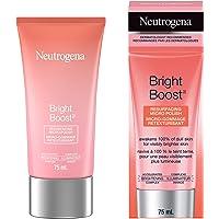 Neutrogena Bright Boost Resurfacing micro polish Exfoliating Face Scrub With Ahas, Glycolic and Mandelic Acid, Gentle…