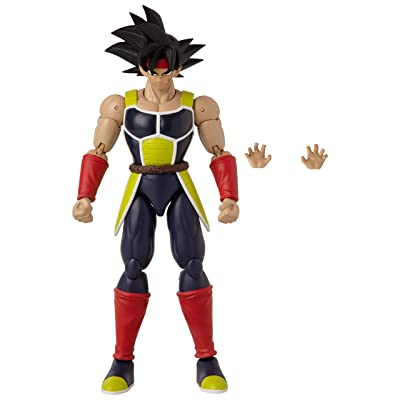 Dragon Ball Super - Dragon Stars Bardock Figure (Series 16), 36772: Toys & Games