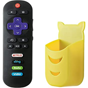 Amazoncom Remote Control For Tcl Roku Tv 32s3850 32s3700 32s301