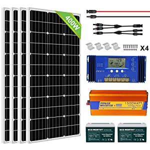 Best Off Grid Solar Systems Reviews 2021 - 5 Our Experts' Choice 6