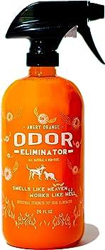 Angry Orange Ready-to-Use Pet Odor Eliminator Spray 24 Oz.