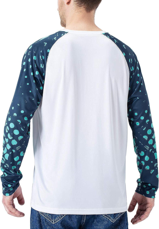 Quick Drying Breathable Shirt Outdoor Hiking Fishing Swimming Surfing Running Naviskin Mens Sun Protection UPF 50