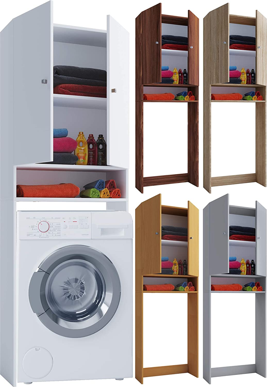 Amazon De Vcm 913842 Vcm Waschmaschinenschrank Be