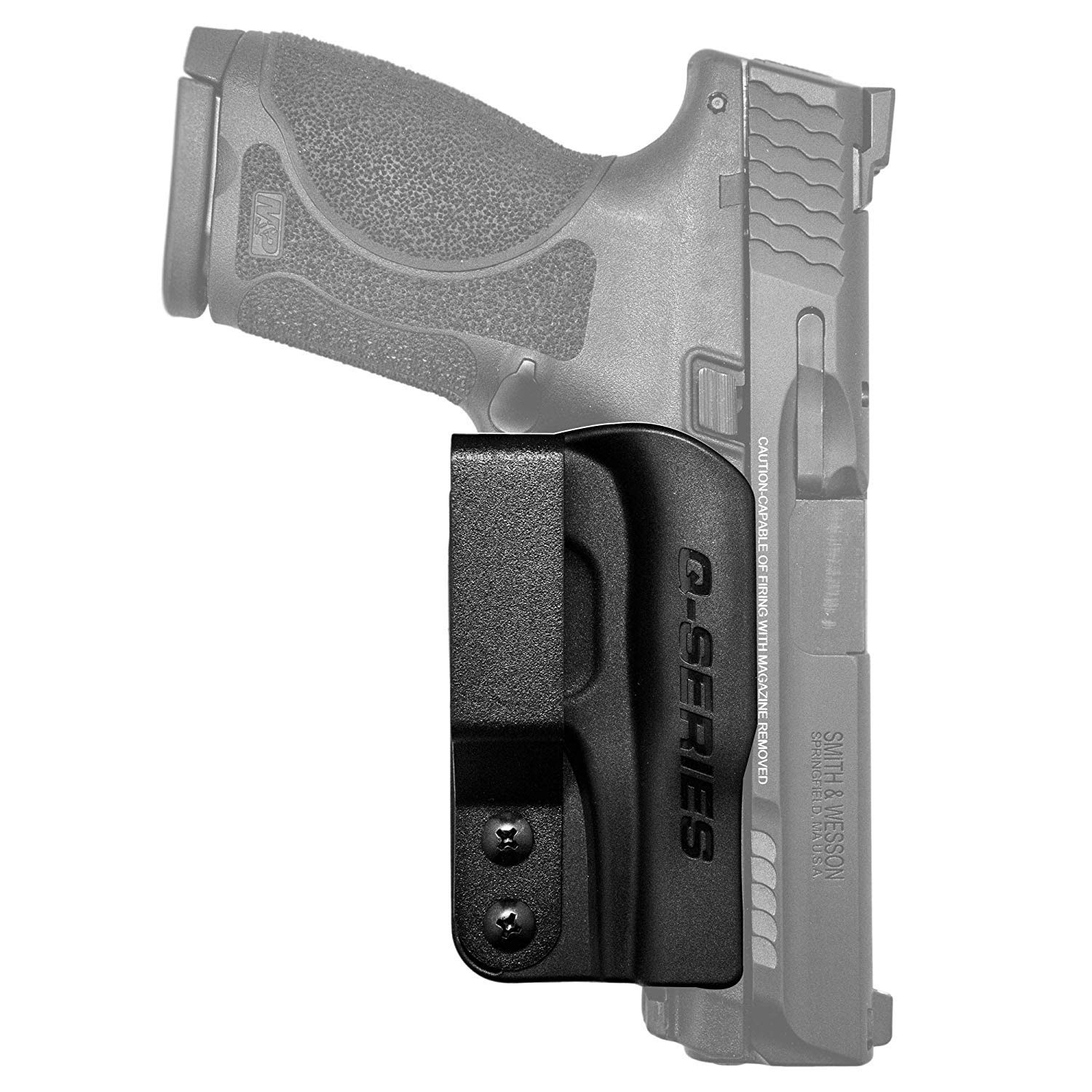 Q-Series Stealth Gun Holsters - Minimalist Concealed Carry Holster for Pistols