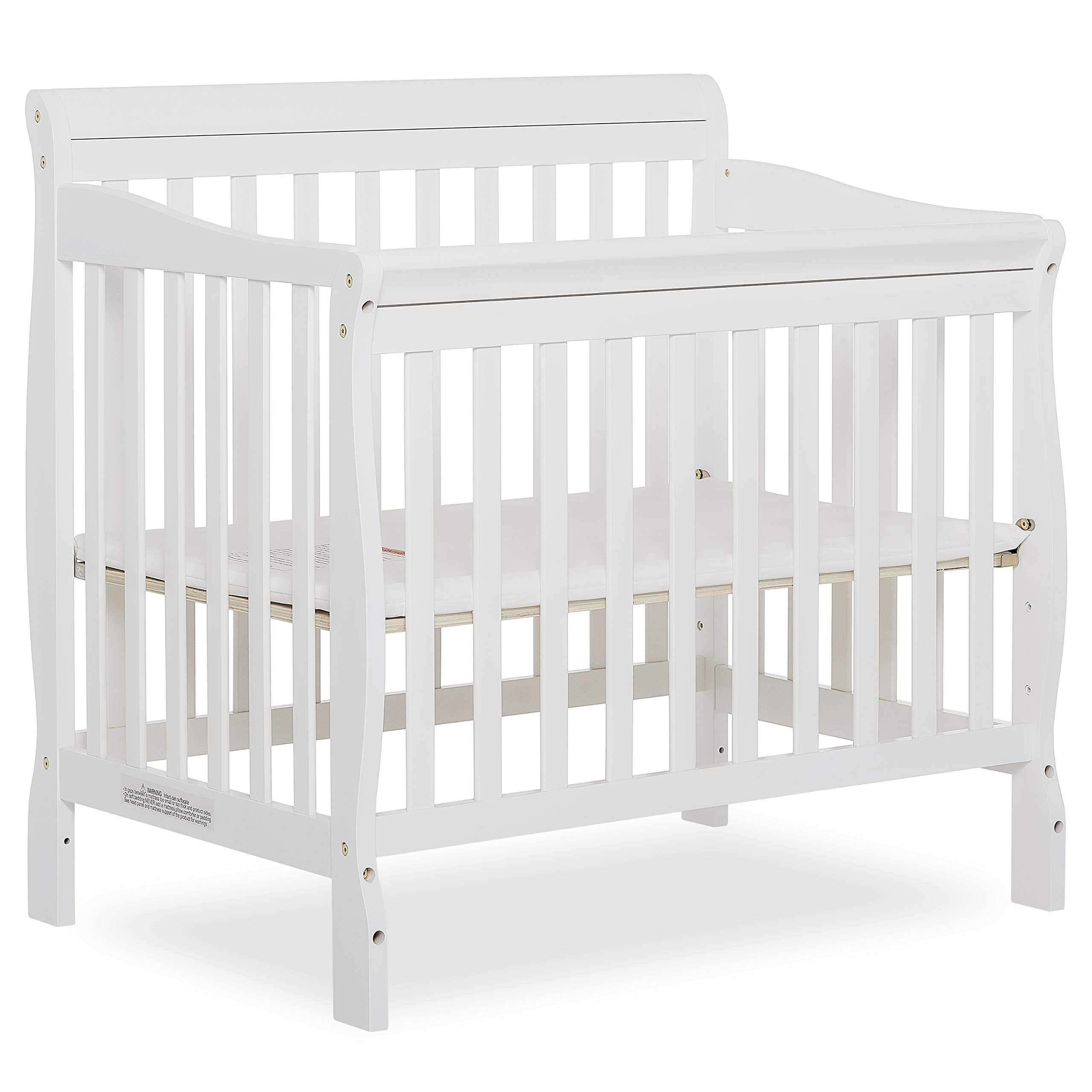Dream On Me 4 in 1 Aden Convertible Mini Crib by Dream On Me