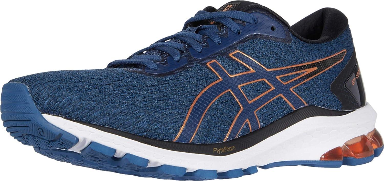 ASICS GT-1000 9 Zapatillas de running para hombre: Amazon.es: Zapatos y complementos