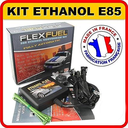 Kit Ethanol E85 4-cylindres pour: Renault, Peugeut, Citroen, Ford, BMW,  Mercedes (Connecteurs Bosch EV1)