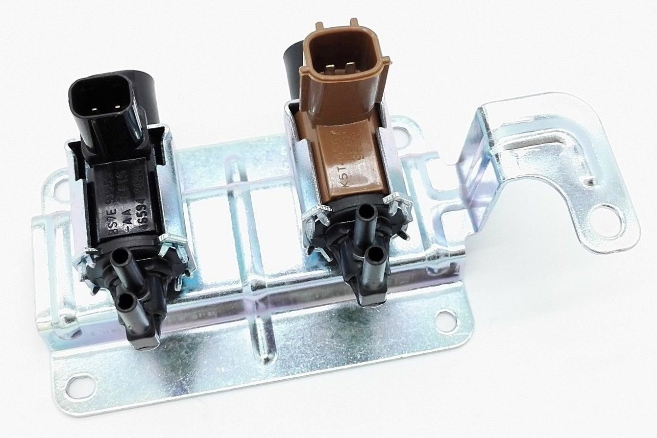 OKAY MOTOR Vapor Canister Purge Solenoid Valve for Mazda 3 5 6 CX-7 2.0 2.3 2.5 LF8218740
