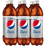 Diet Pepsi 16 Oz Bottles (6 Pack)