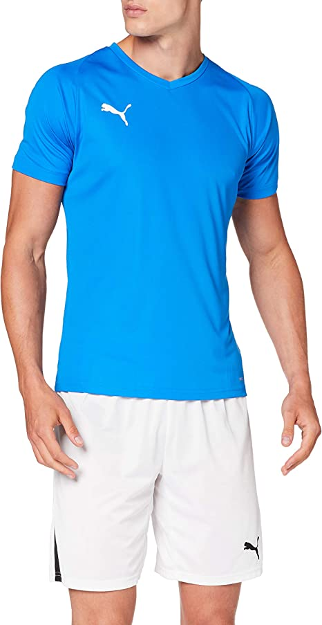 PUMA Liga Core - Camiseta Hombre: Amazon.es: Ropa y accesorios