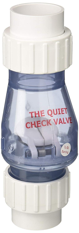 Campbell B00JFF205Y Check Valve Quiet CLR1.5 by Brady MfrPartNo 0823-15C, Black