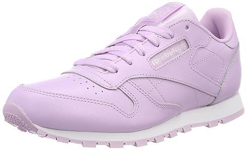 Reebok Classic, Zapatillas de Running para Niñas: Amazon.es: Zapatos y complementos