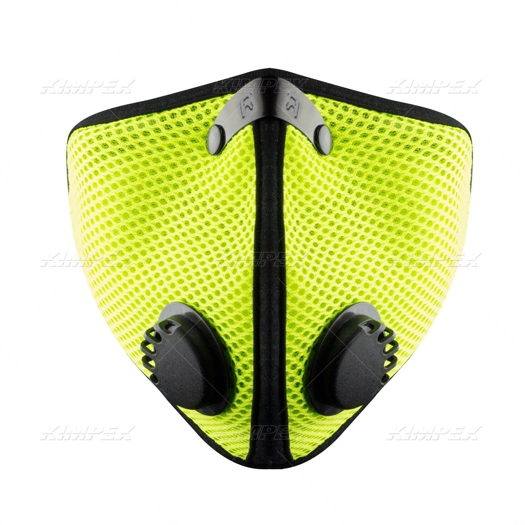RZ Mask M2 MESH Safety Green XL