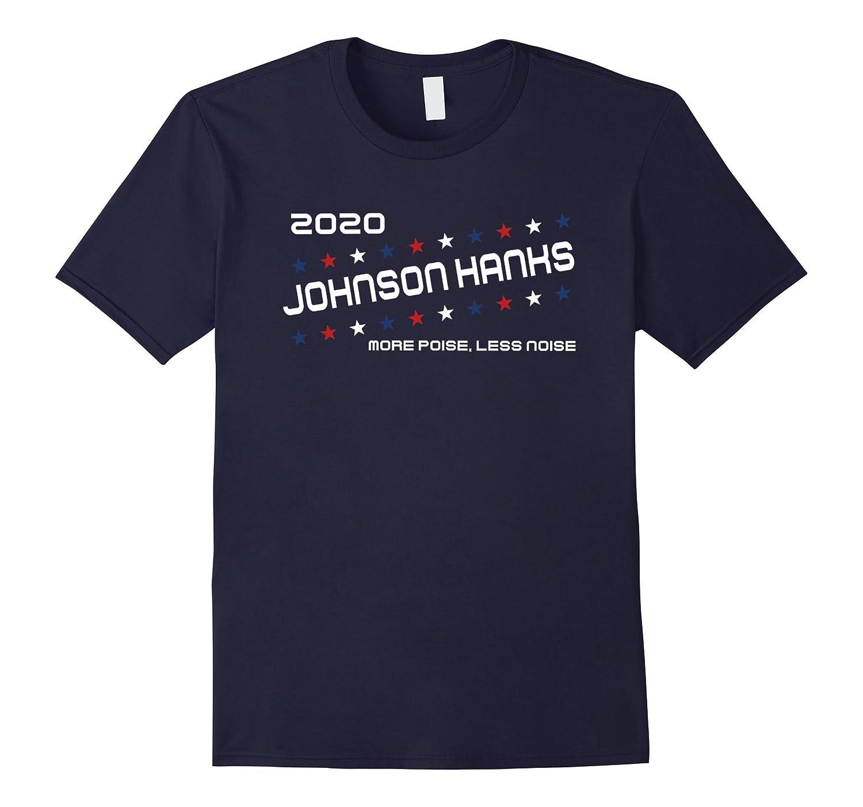 Johnson Hanks 2020 Shirt Presidential T-shirt-Vaci