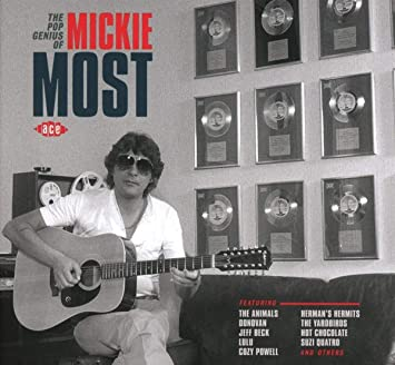 Pop Genius Of Mickie Most / Various