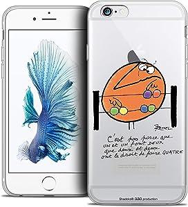 Case for 5.5 Inch Apple iPhone 6/6S Plus, Ultra Slim Shadoks Mathematics Design