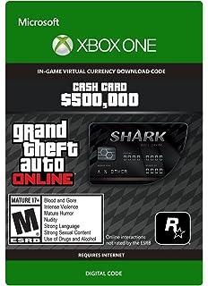 Grand Theft Auto Online | GTA V Whale Shark Cash Card | 3,500,000