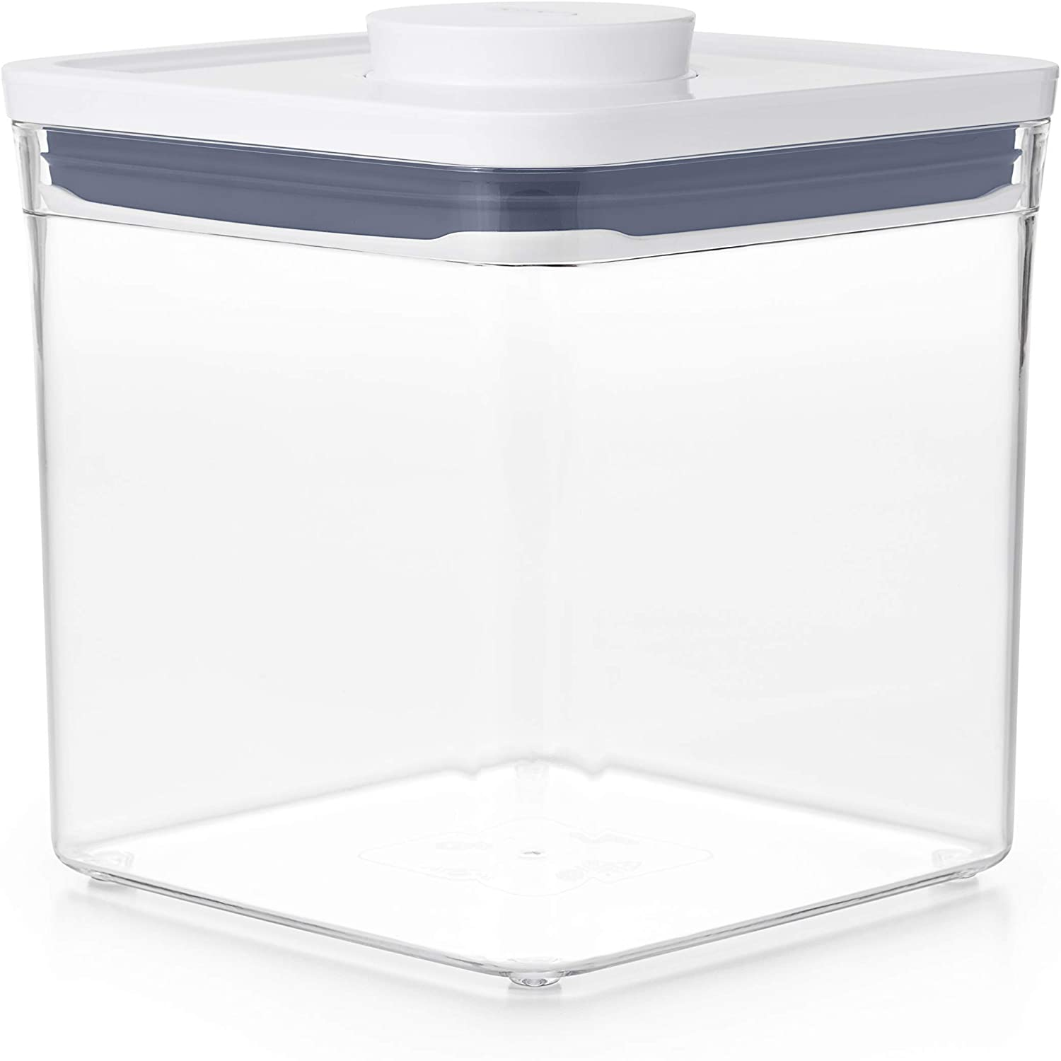 OXO 11233600V1UKNEWGood Grips POP Container - Airtight Food Storage - 2.8 Qt for Sugar and More,Transparent