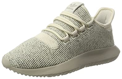 adidas Tubular Shadow, Sneakers Basses Mixte Enfant, Marron (Clear Light Brown/Core