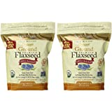 Spectrum Ground eLnFa Flaxseed, 24 Ounce (2 Pack)