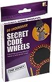 Secret Code Wheels Kit Science Activity Toy