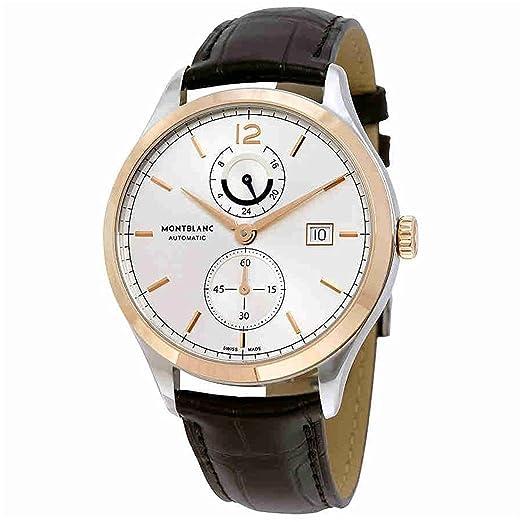 MONTBLANC HERITAGE CHRONOMETRIE RELOJ DE HOMBRE AUTOMÁTICO 43MM 112541: Amazon.es: Relojes