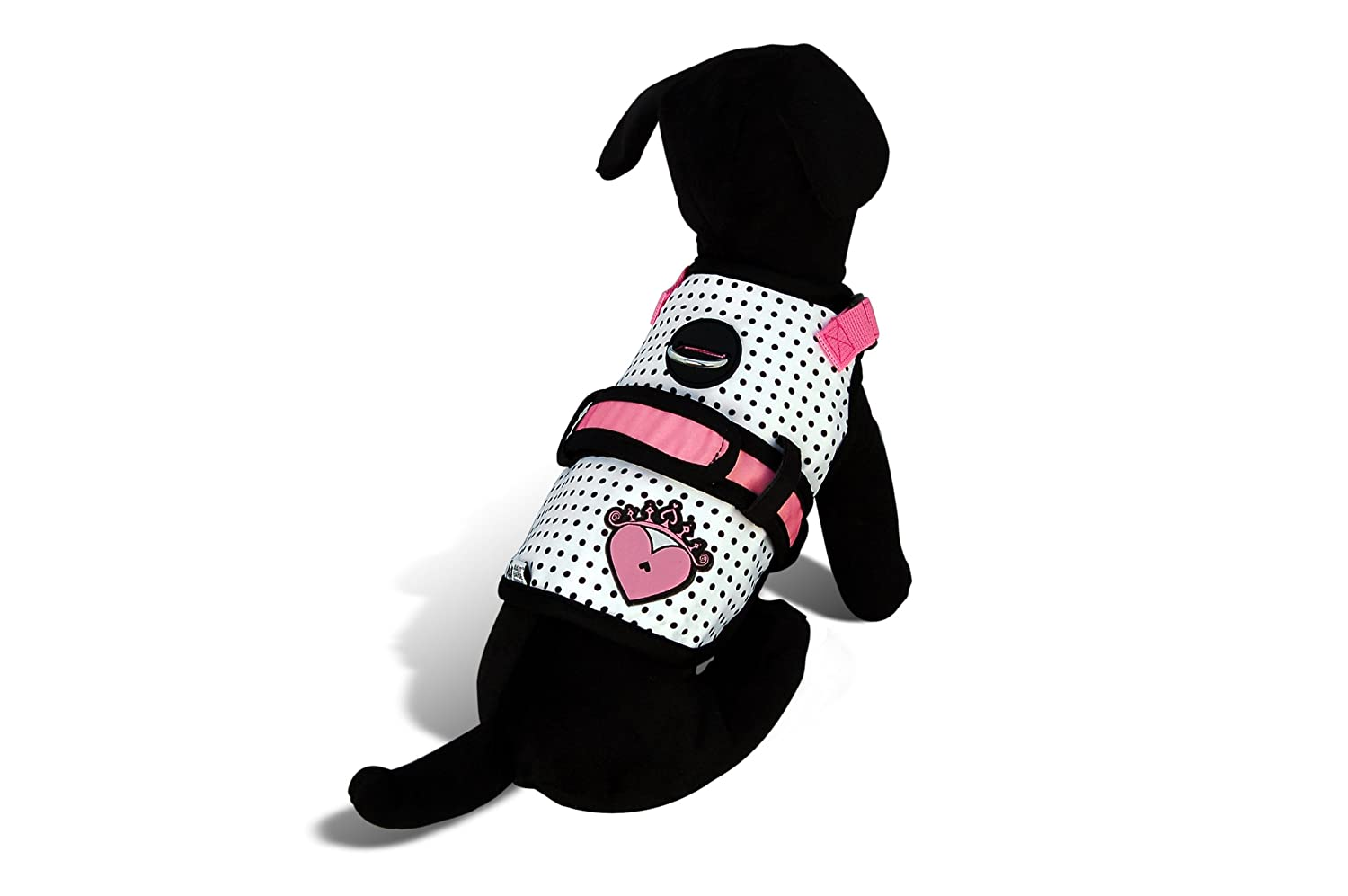 Avant Garde Dog Harness, Couture Princess, Extra Small
