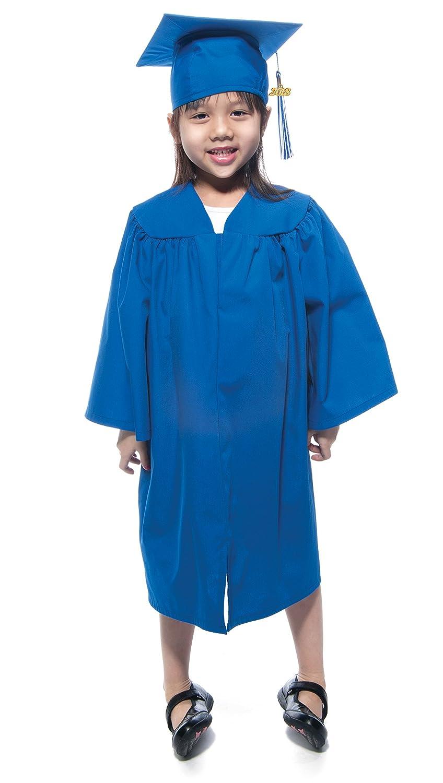Amazon.com: Preschool and Kindergarten Graduation Cap, Gown, Tassel ...