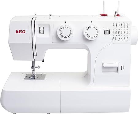 Aeg - Máquina para Coser by necchi – Modelo 130: Amazon.es: Hogar
