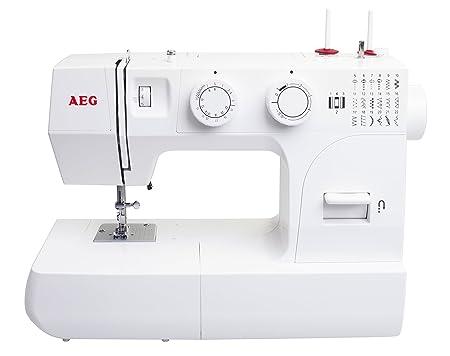 Aeg Sewing Machine With 40 Sewing Programmes AEG40X Amazoncouk Gorgeous Aeg Sewing Machines Uk
