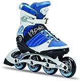 K2 Damen Alexis 84 Boa Inline Skates, Mehrfarbig,