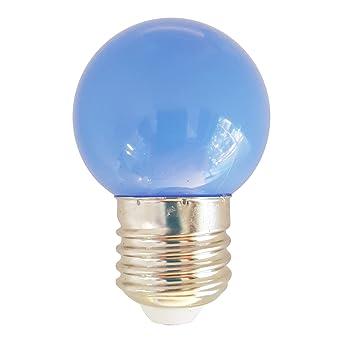 Barcelona LED B1312-E27-AZ Bombilla LED de rosca E27 y 1W de potencia