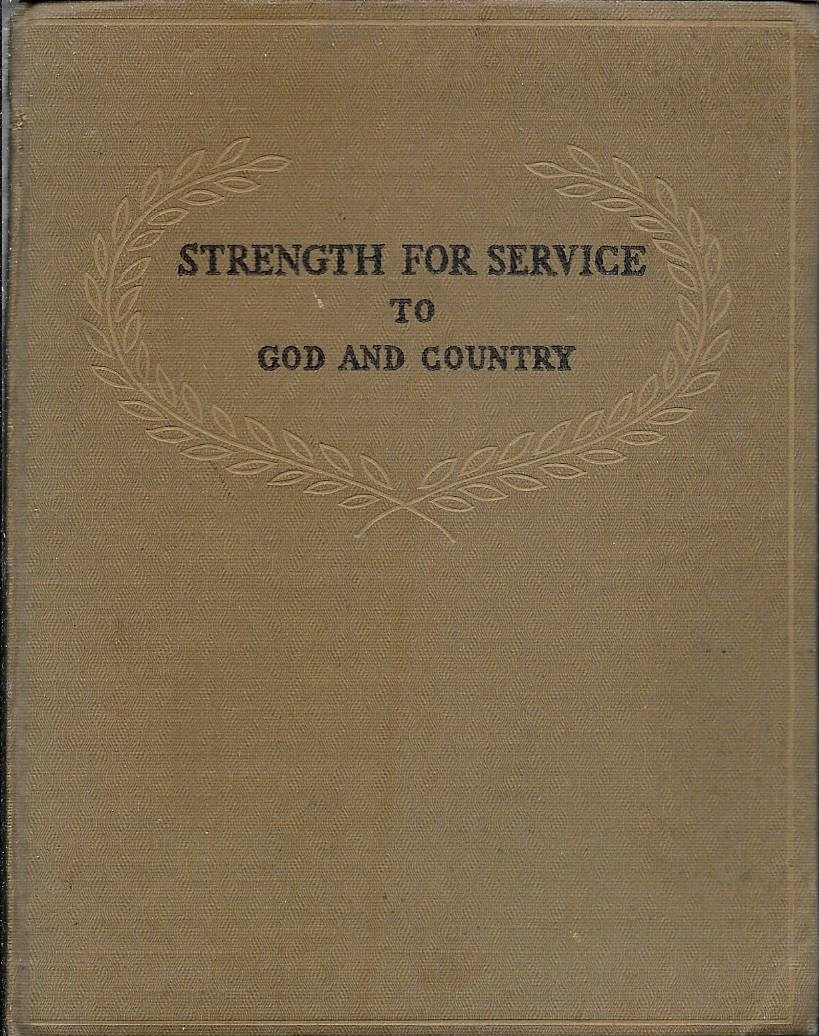 Strength Service Country nygaard Chaplain product image