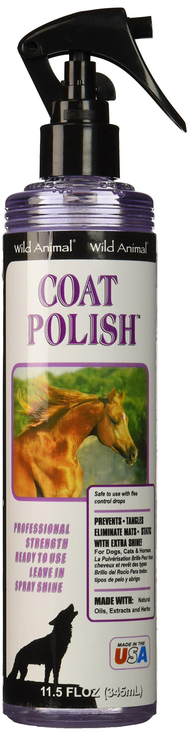 Wild Animal Coat Polish RTU Spray, 11.7 fl. oz.