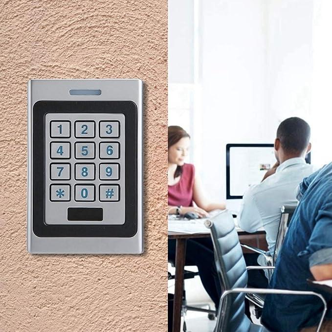 Teclado de Control de Acceso, RFID Tarjeta de Identificación ...