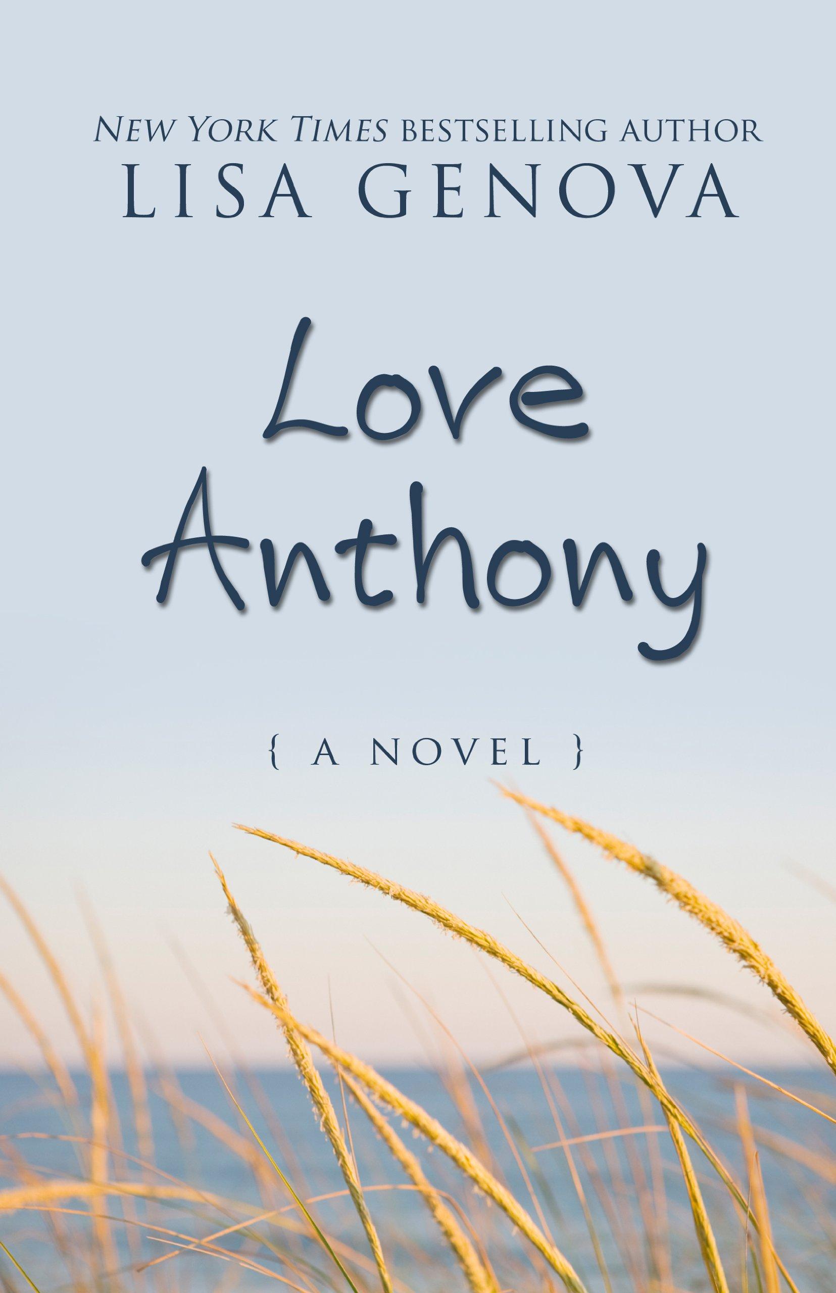 Love Anthony (Thorndike Press Large Print Basic) PDF