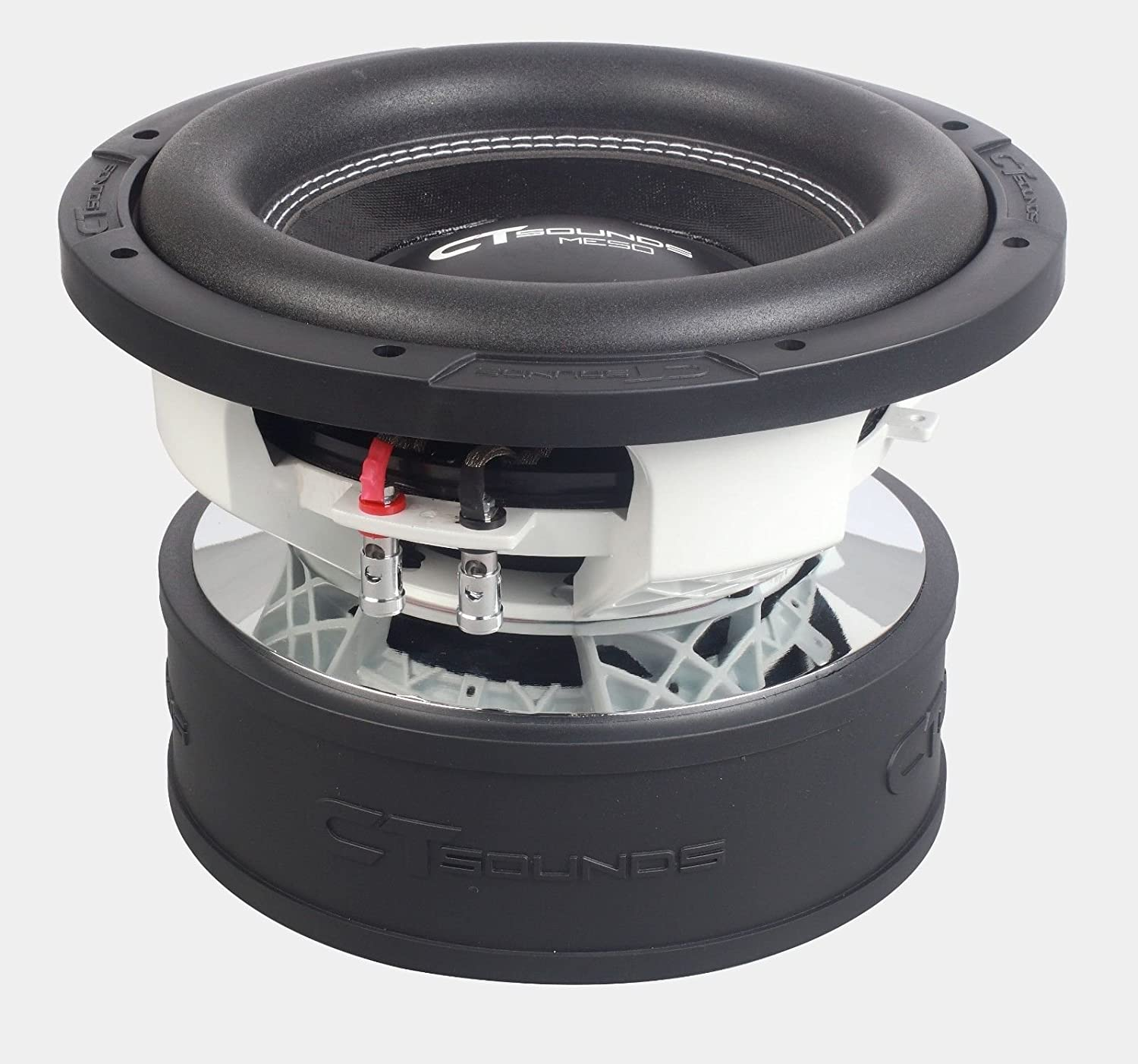 Amazon.com: CT Sounds Meso 10 Inch Car Subwoofer 1500w RMS Dual 2 ...