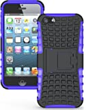 Wow Super Grip Armor Stand Case For Iphone 4/ 4S - Purple