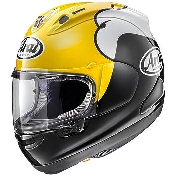 Casco Arai RX-7V Kenny Roberts amarillo (L)