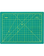 """ZERRO Self Healing Cutting Double Sided 5-Ply Rotary Mat 9"""" x 12""""(A4)"""