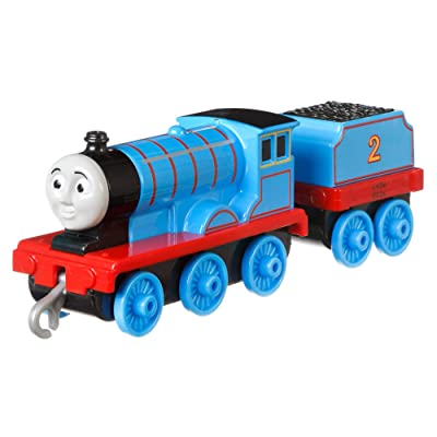 Fisher-Price Thomas & Friends Adventures, Large Push Along Edward: Toys & Games [5Bkhe0505526]